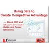 Using Data to Create Competitive Advantage